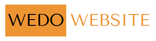 Wedo Website : Magazine and blog news